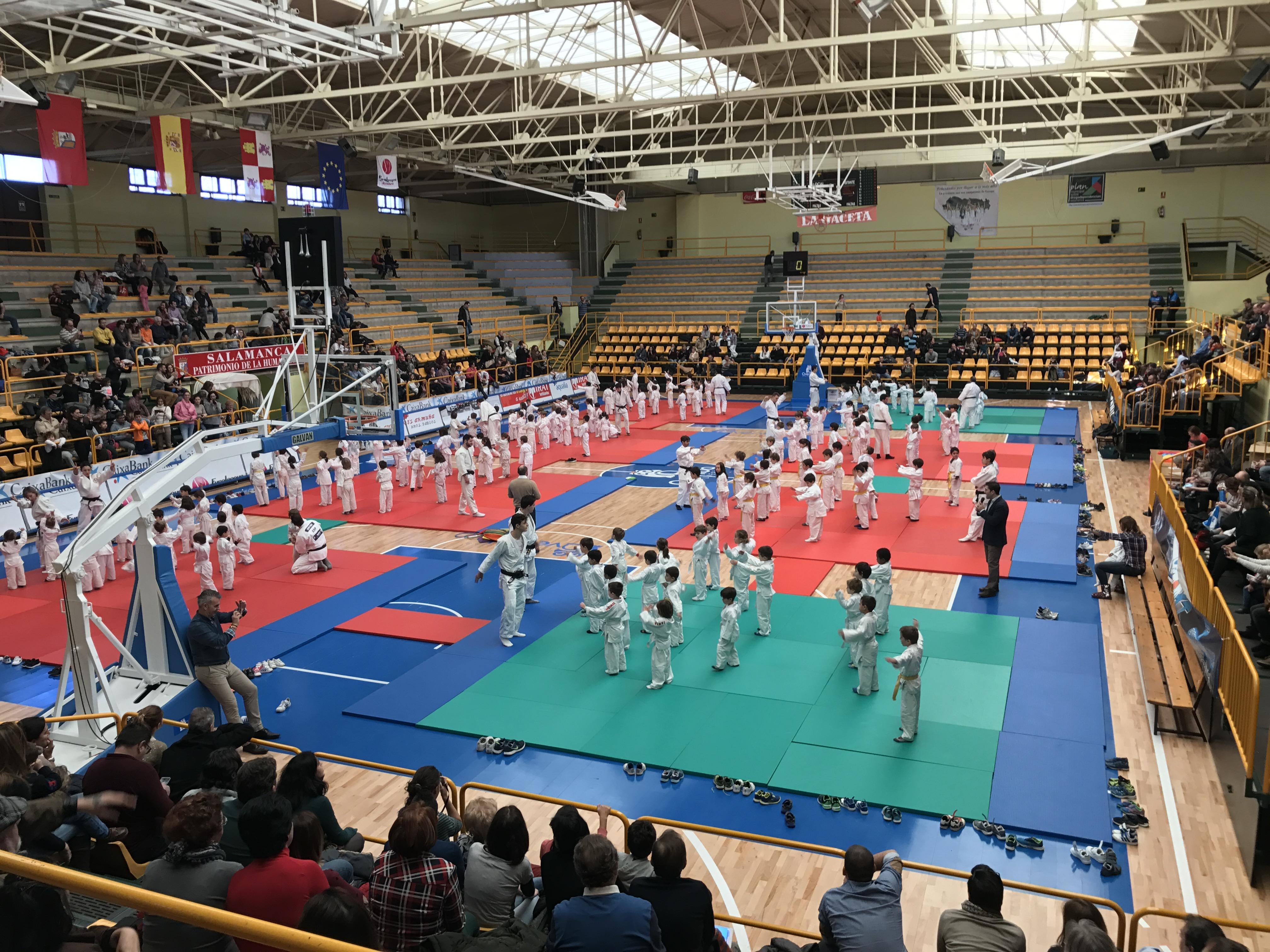 Primera Jornada Juegos Escolares (Salamanca)