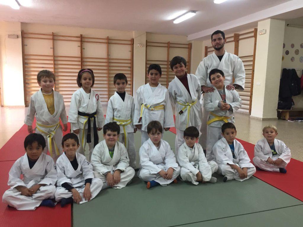 los alumnos del Colegio Félix Rodríguez de la Fuente