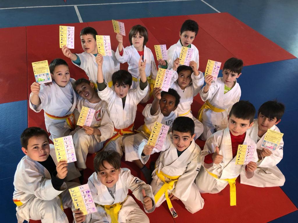alumnos del Ayuntamiento de Cabrerizos