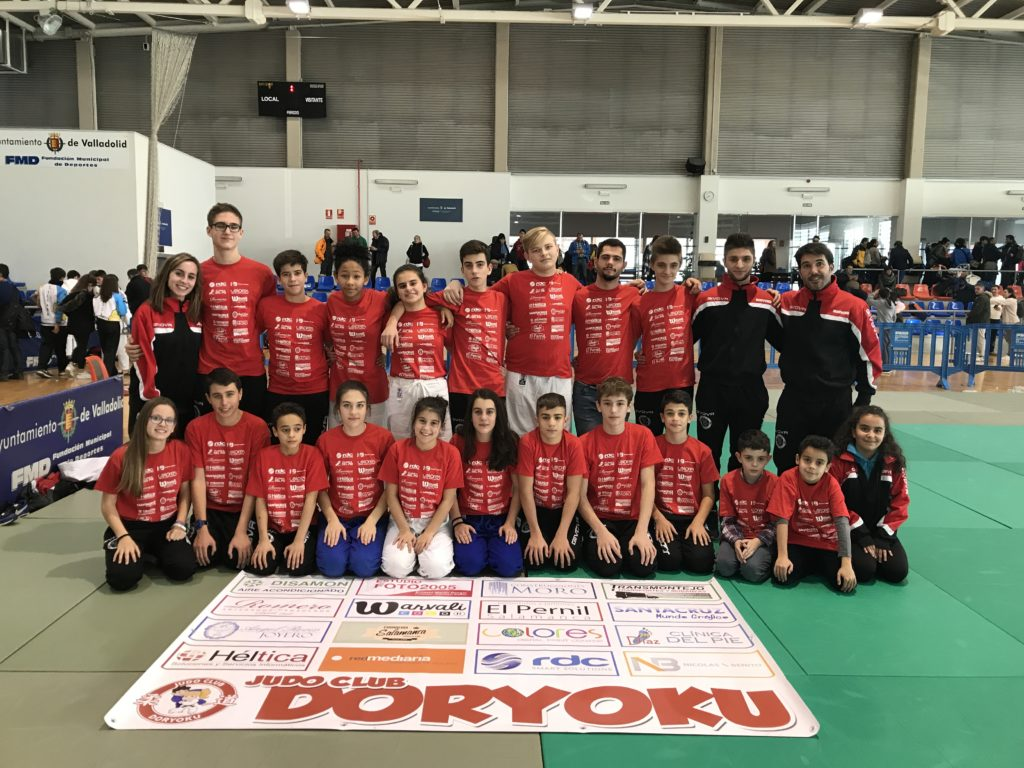infantiles en la Copa de España en Valladolid