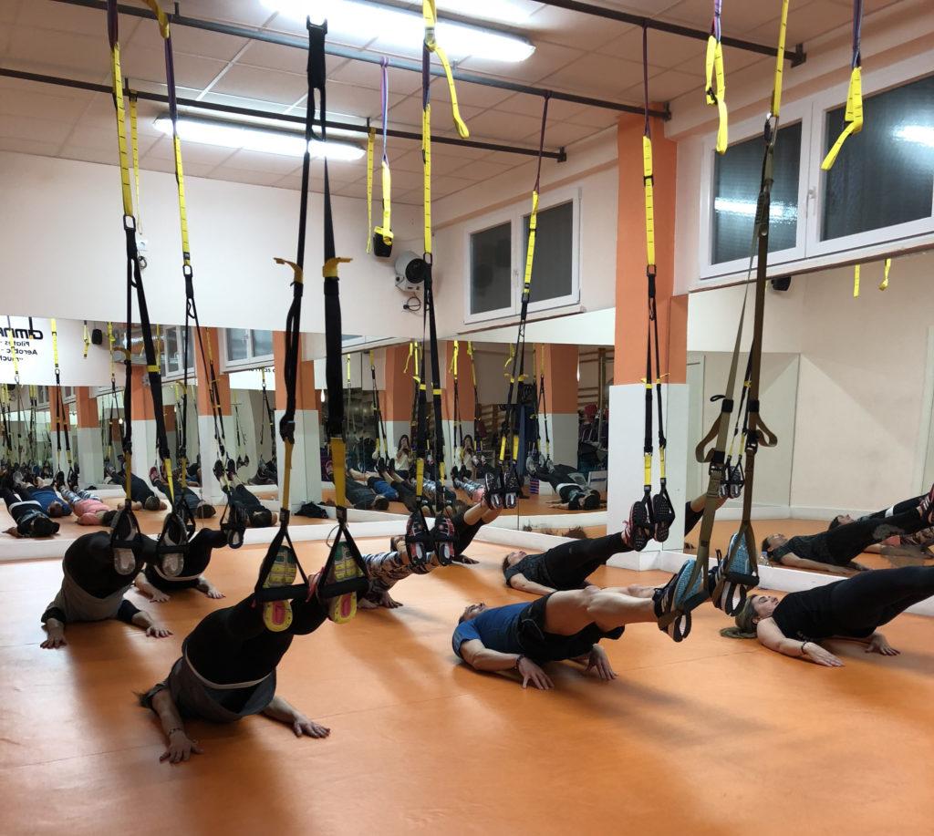 ejercicios de TRX