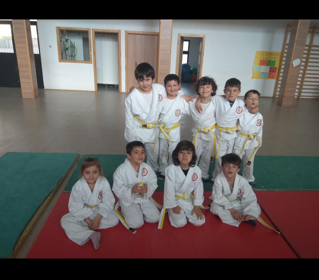 alumnos colegio La Ladera
