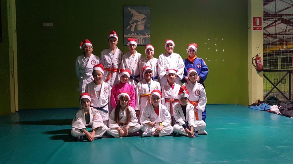alumnos del Polideportivo Carretera de Bejar