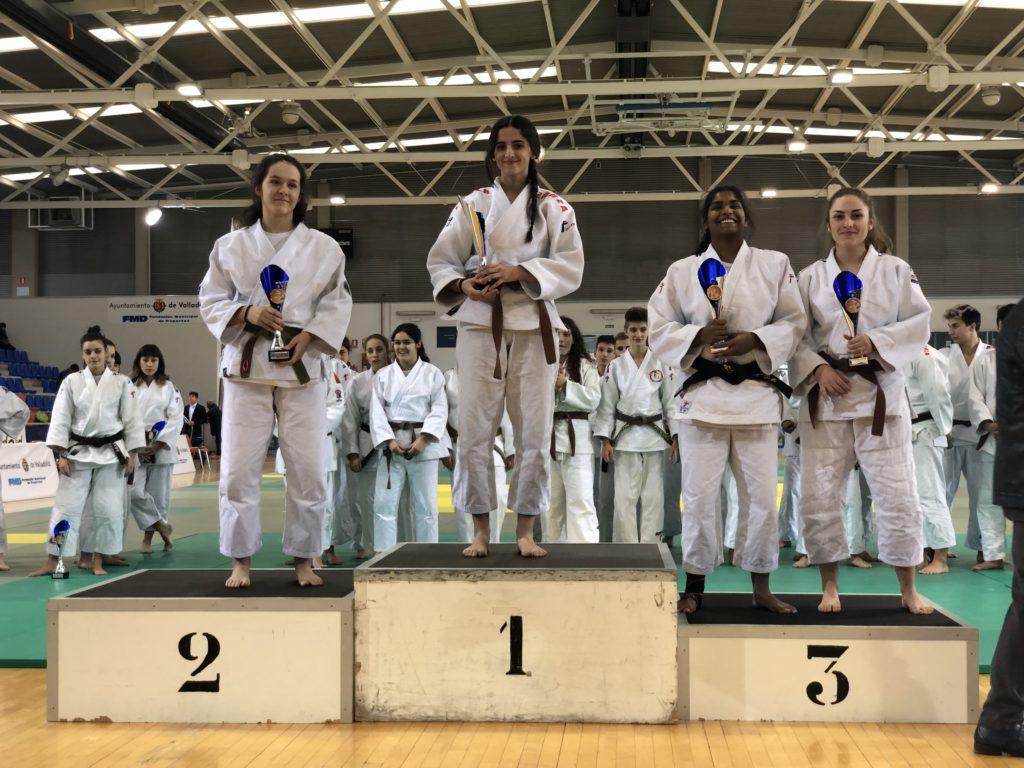 Paola Cornejo del Judo Club Doryoku