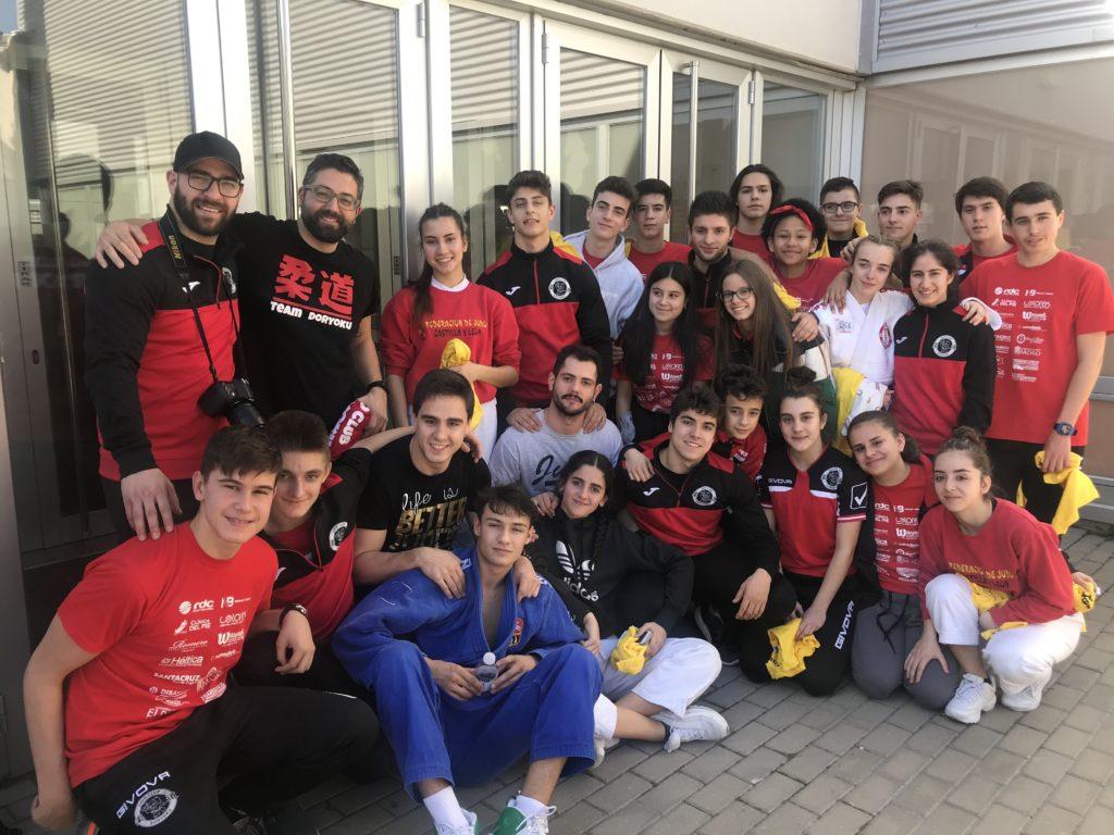 campeonato de España junior