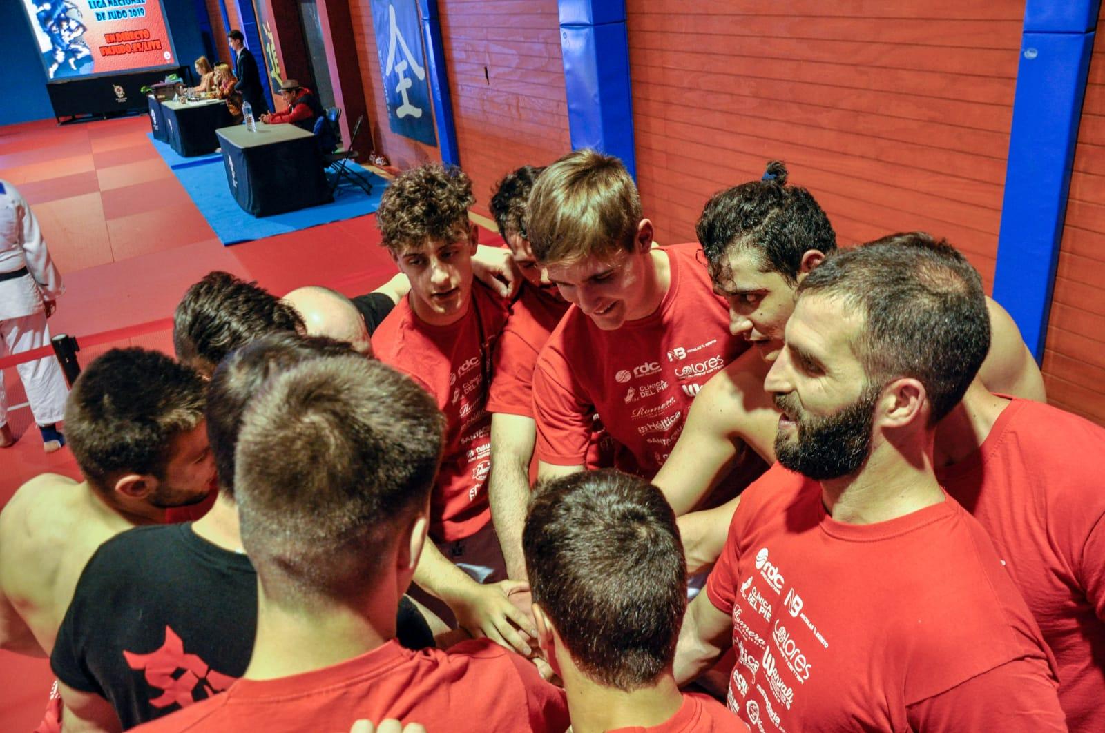fase de ascenso a segunda división en la liga nacional